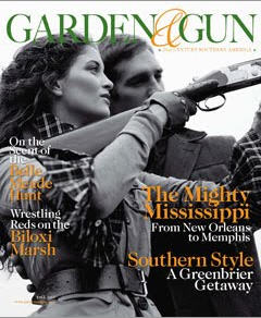 Garden & Gun next cover