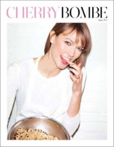 Cherry Bombe magazine cover